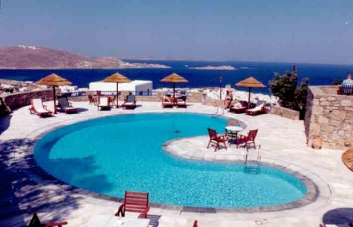 Hermes Hotel Mykonos